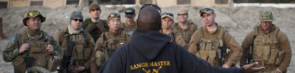 Outdoor Tactical Pistol Training