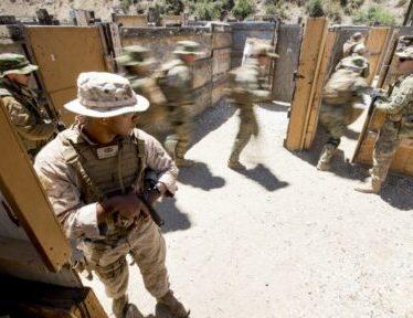Military Training Law Enforcement Training