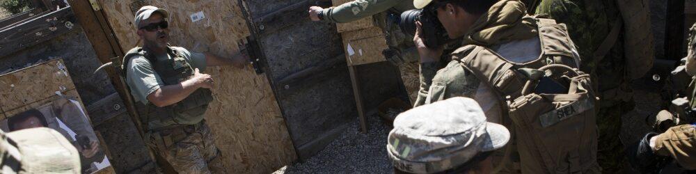 Close Quarters Pistol Training