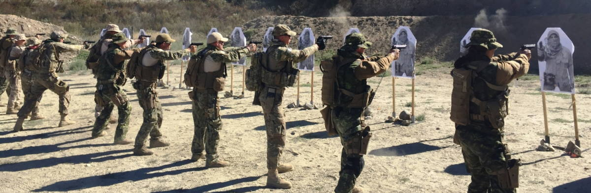 Pistol Training Courses