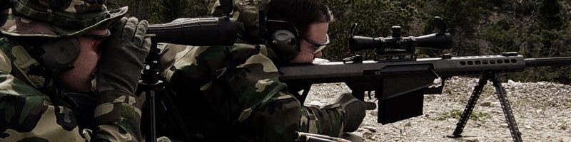 Sniper Tactics Military Courses