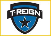 T Reign logo