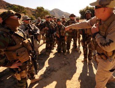 Long Gun Course Training