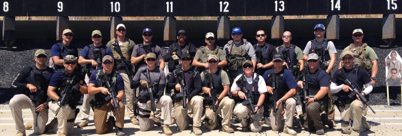 Tactical Training Participants