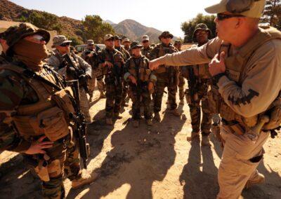 Tactical Marksman Training
