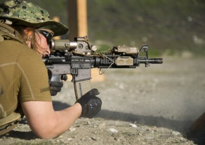 Tactical Rifle Course Los Angeles